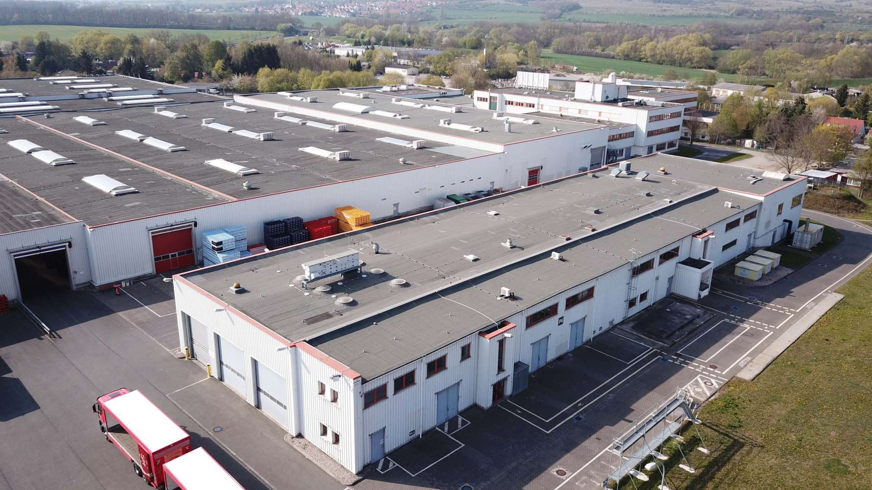 Hallen Weimar, 99427 - Halle - Weimar, Industriegebiet West - B1738 - 10395298