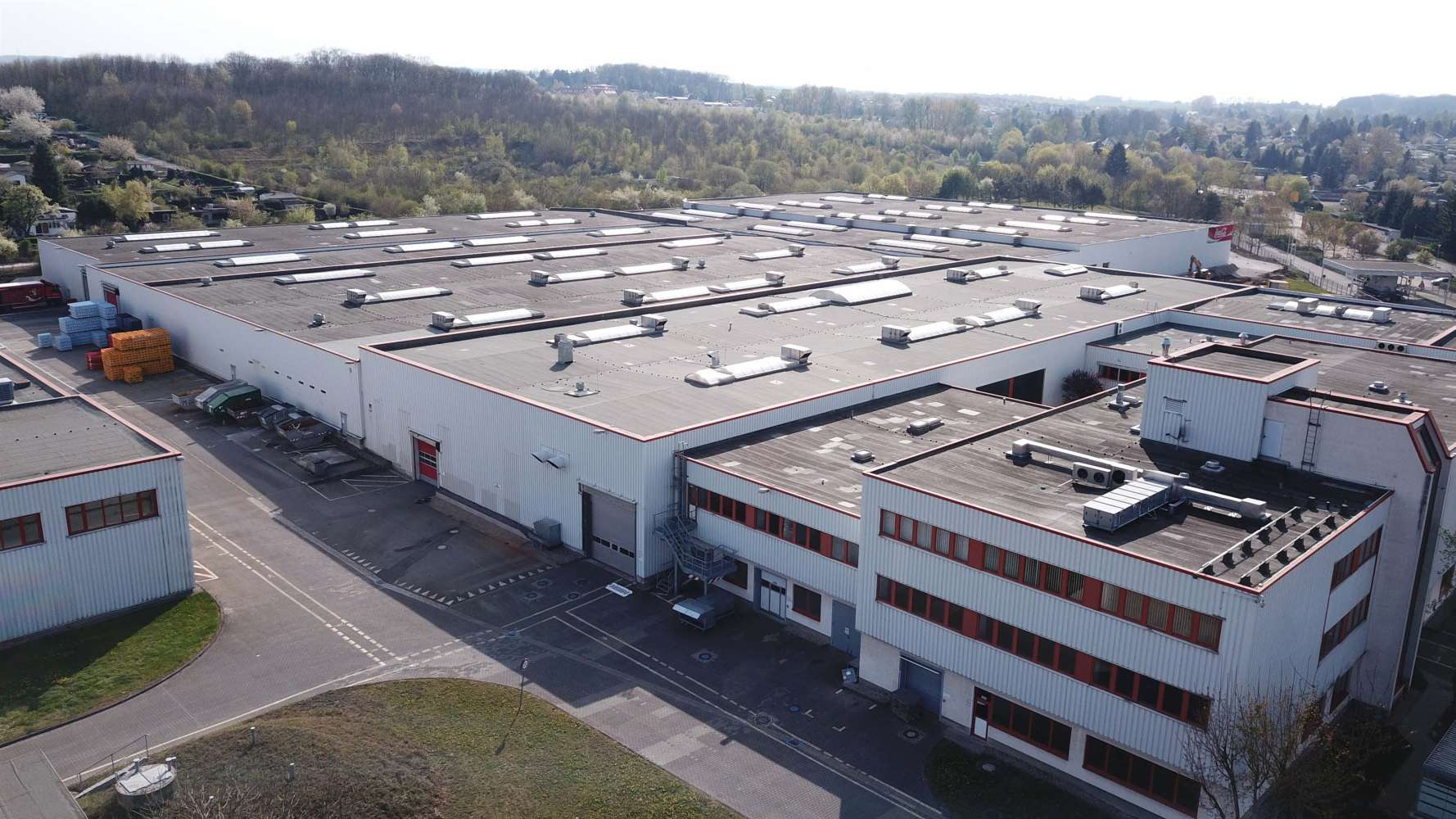 Hallen Weimar, 99427 - Halle - Weimar, Industriegebiet West - B1738 - 10395297