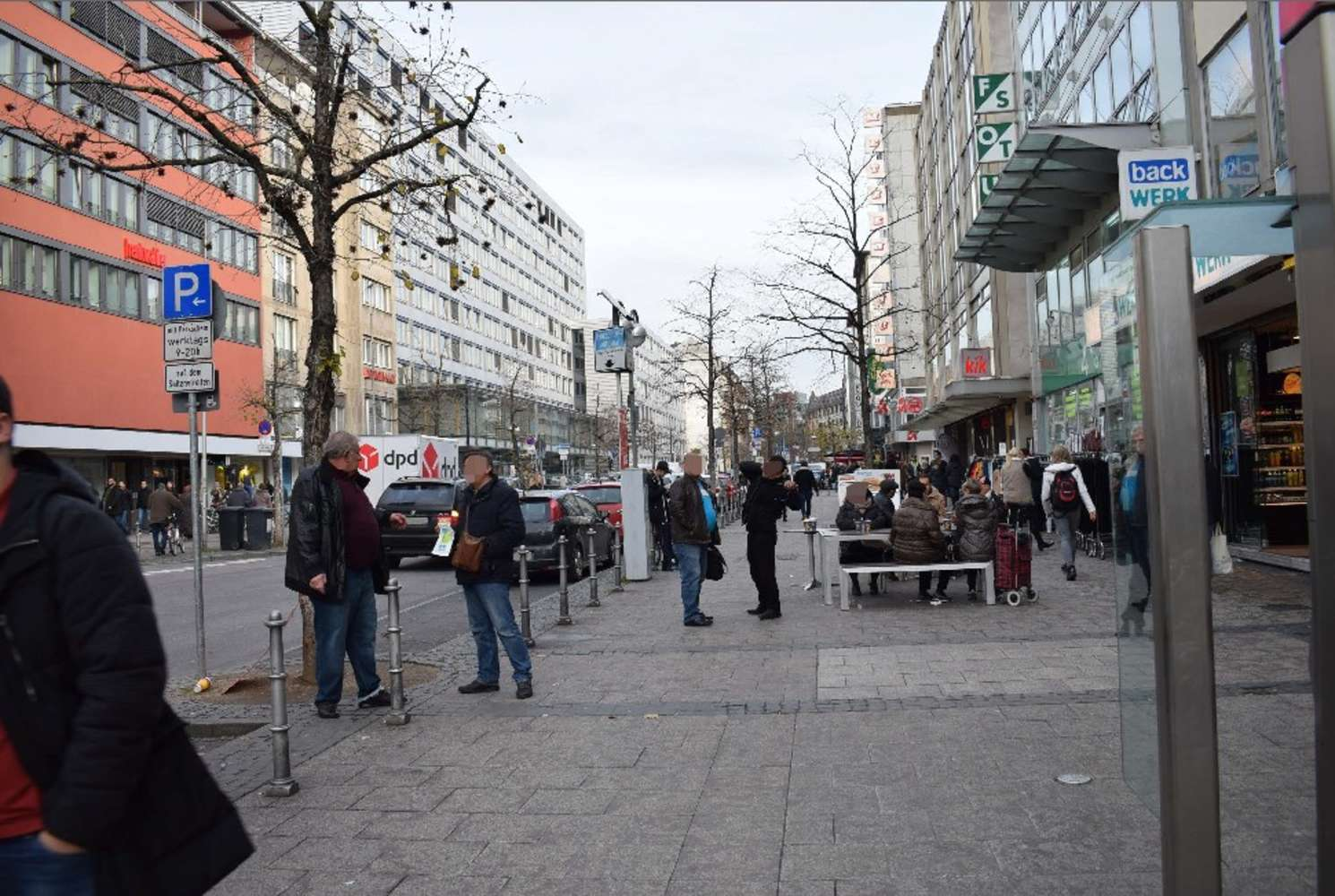 Ladenflächen Frankfurt am main, 60313 - Ladenfläche - Frankfurt am Main, Innenstadt - E0355 - 10408017