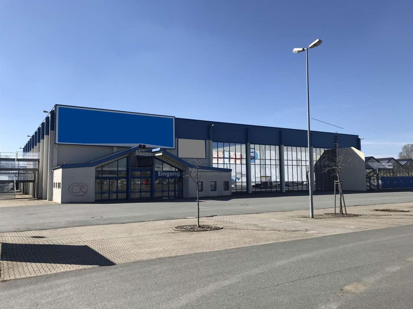 Hallen Chemnitz, 09120 - Halle - Chemnitz, Bernsdorf - B1743 - 10411635