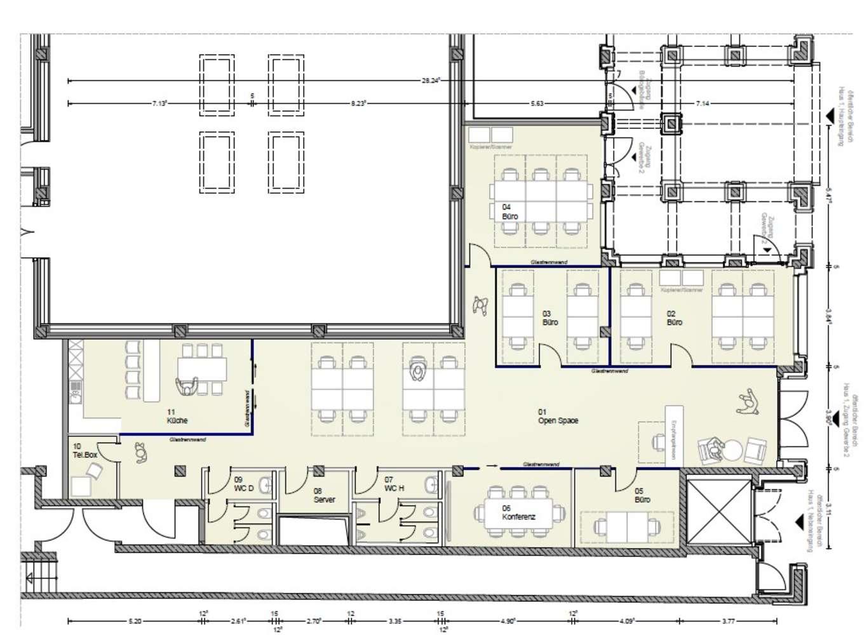 Büros Berlin, 10117 - Büro - Berlin, Mitte - B0323 - 10442883