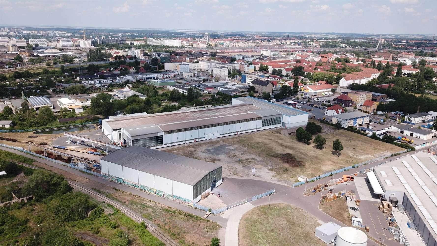 Hallen Halle (saale), 06112 - Halle - Halle (Saale), Freiimfelde - B1753 - 10442980