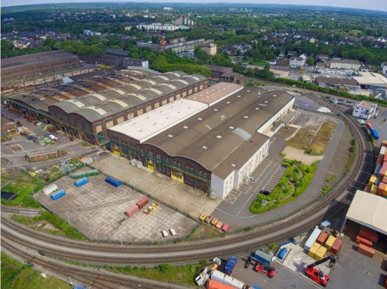 Hallen Duisburg, 47249 - Halle - Duisburg, Wanheim-Angerhausen - D2596 - 10446388