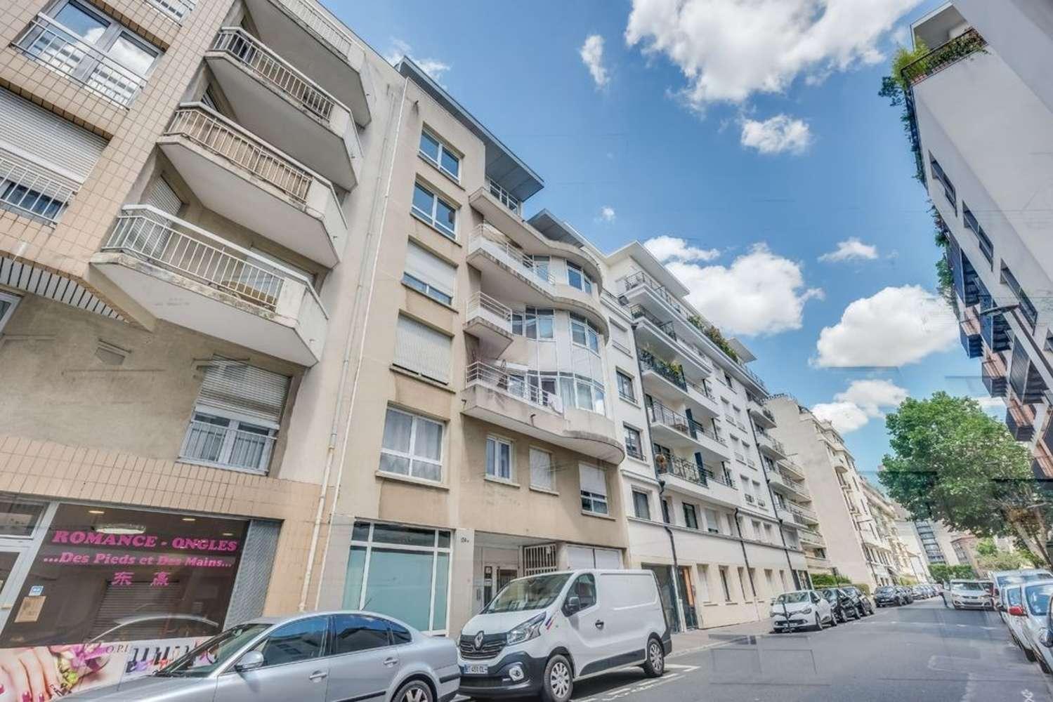 Bureaux Boulogne billancourt, 92100 - 134BIS RUE DU POINT DU JOUR - 10471881