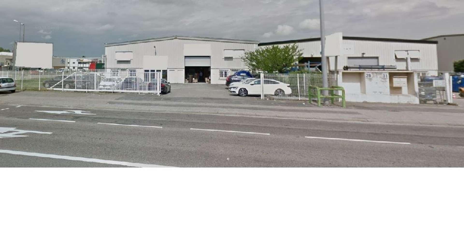 Activités/entrepôt Chassieu, 69680 - 29 AVENUE DES FRERES MONTGOLFIER - 10471950