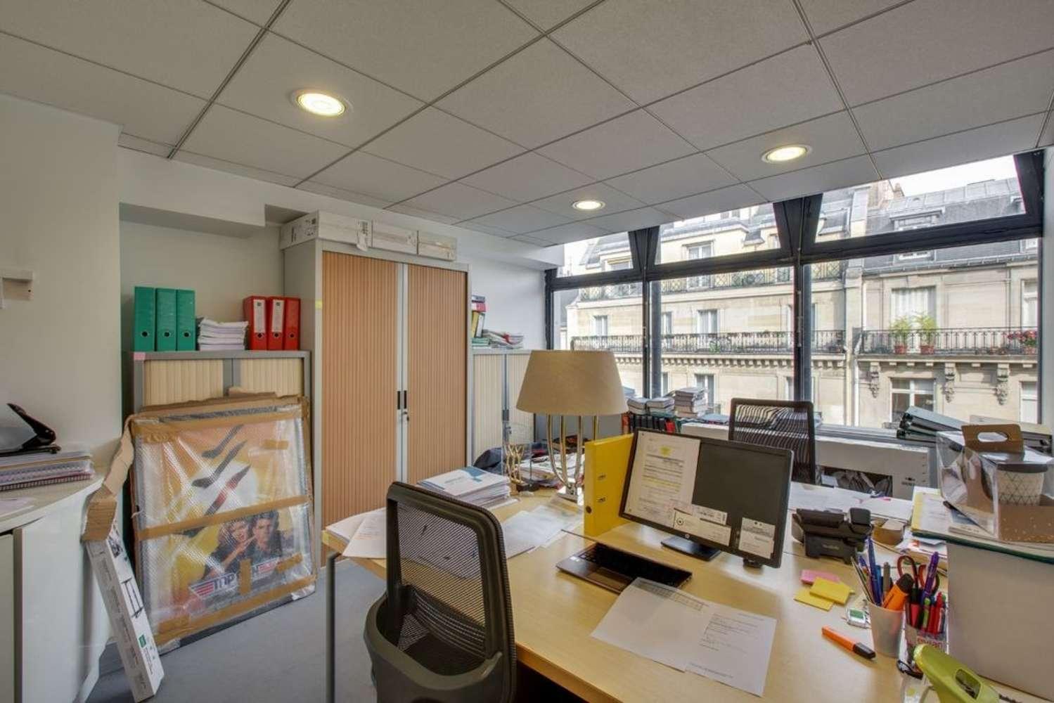 Bureaux Paris, 75017 - 85 RUE JOUFFROY D'ABBANS - 10471707