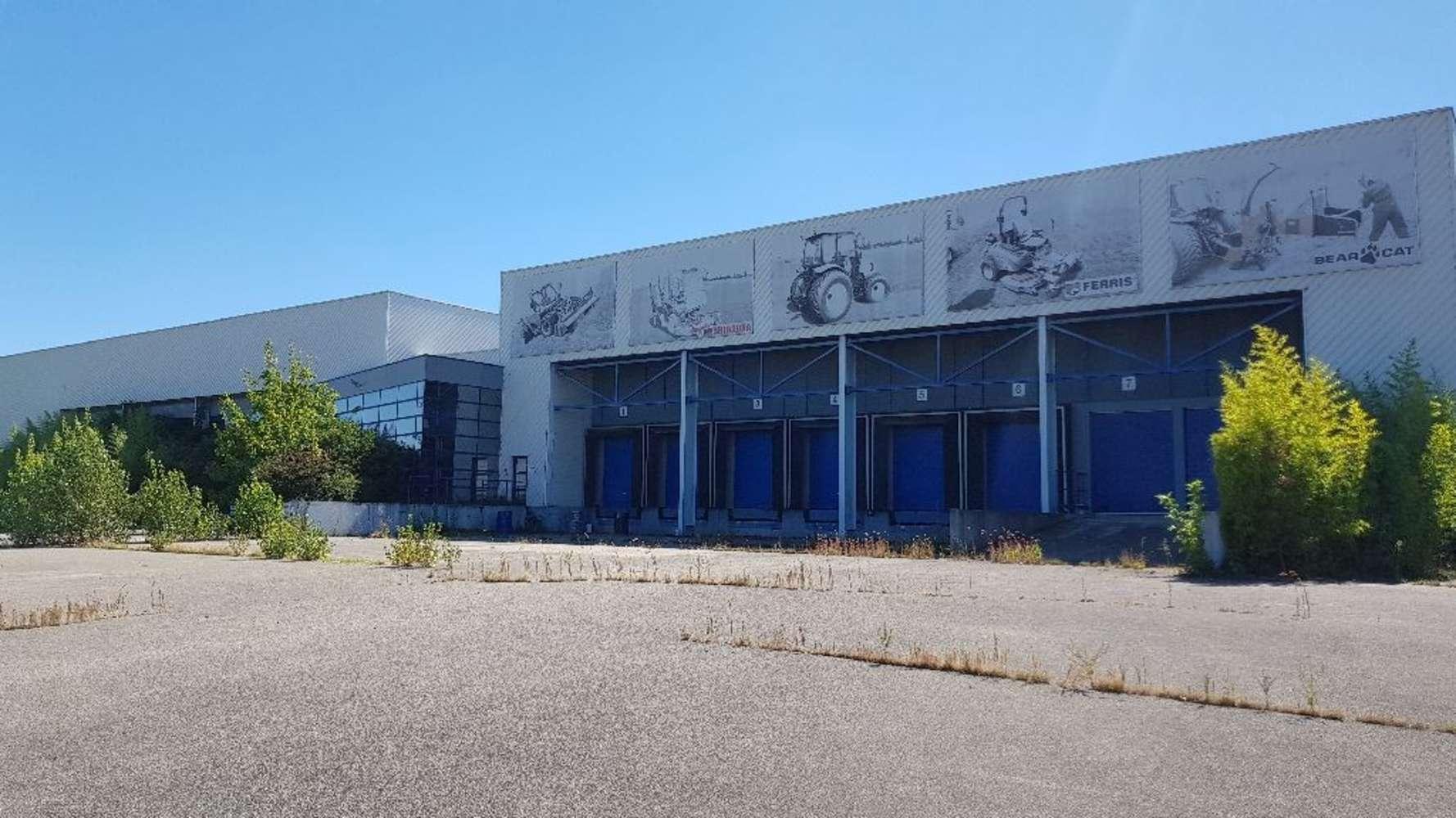 Activités/entrepôt Vaulx milieu, 38090 - Entrepot à vendre Lyon - Vaulx Milieu - 10471418