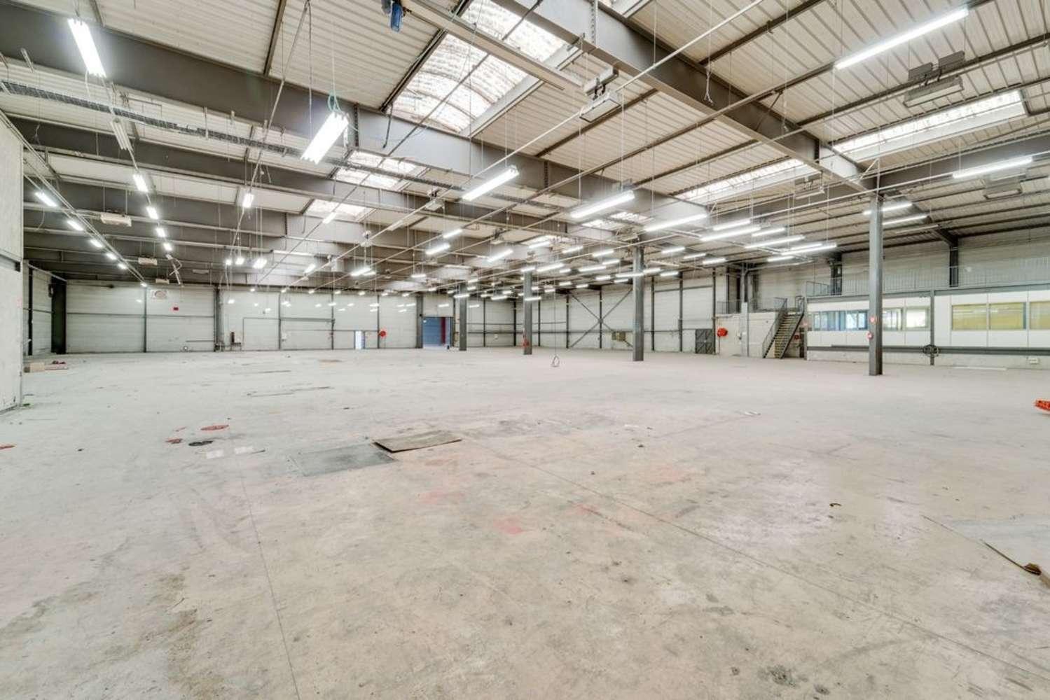 Activités/entrepôt Villejust, 91140 - ZA COURTABOEUF - 10471481
