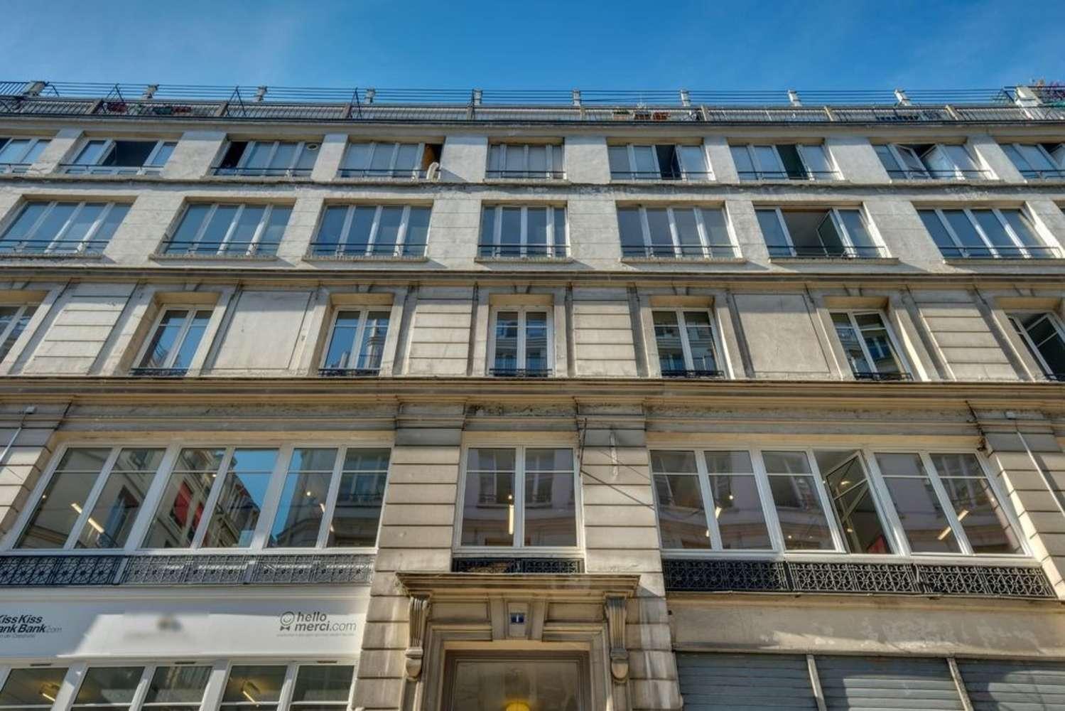 Bureaux Paris, 75010 - 1 CITE DE PARADIS - 10471347
