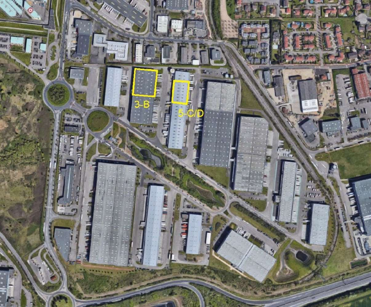 Activités/entrepôt Mions, 69780 - LOCATION ENTREPOT LYON - MIONS - 10471315