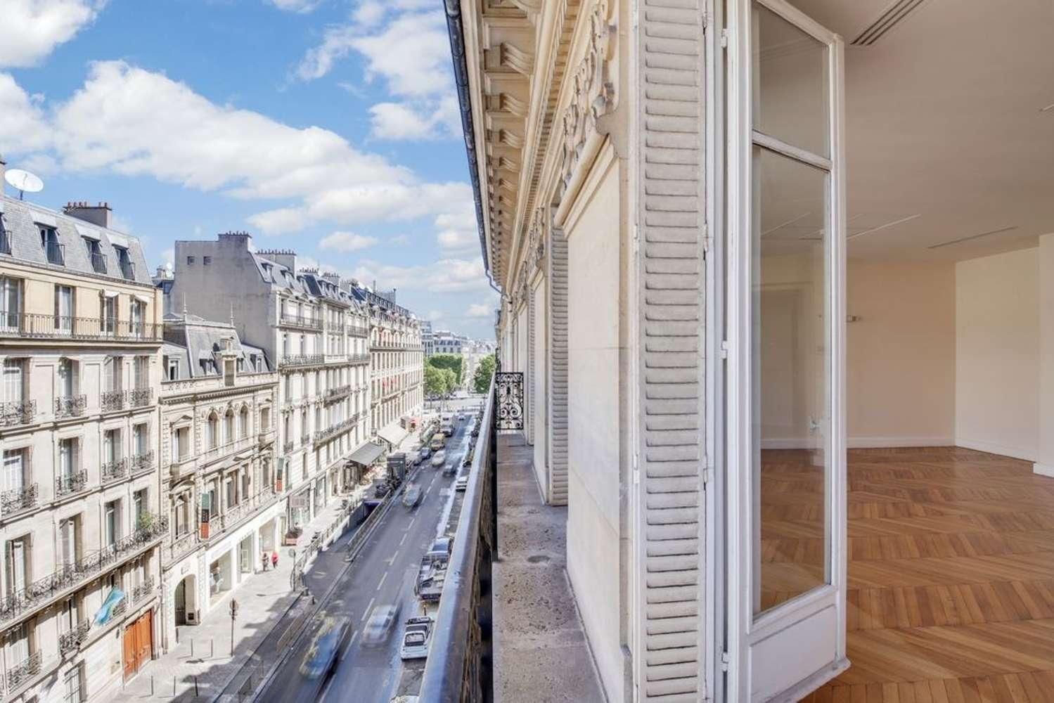 Bureaux Paris, 75008 - SUSPENDUE - 10471573