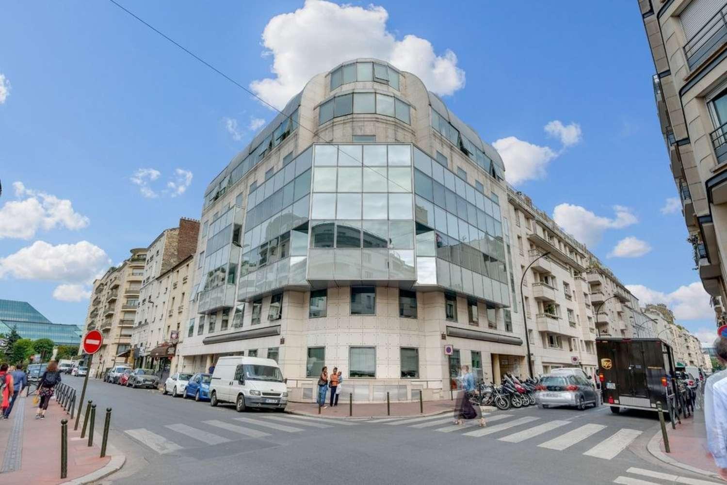Bureaux Levallois perret, 92300 - 85 RUE EDOUARD VAILLANT - 10471430