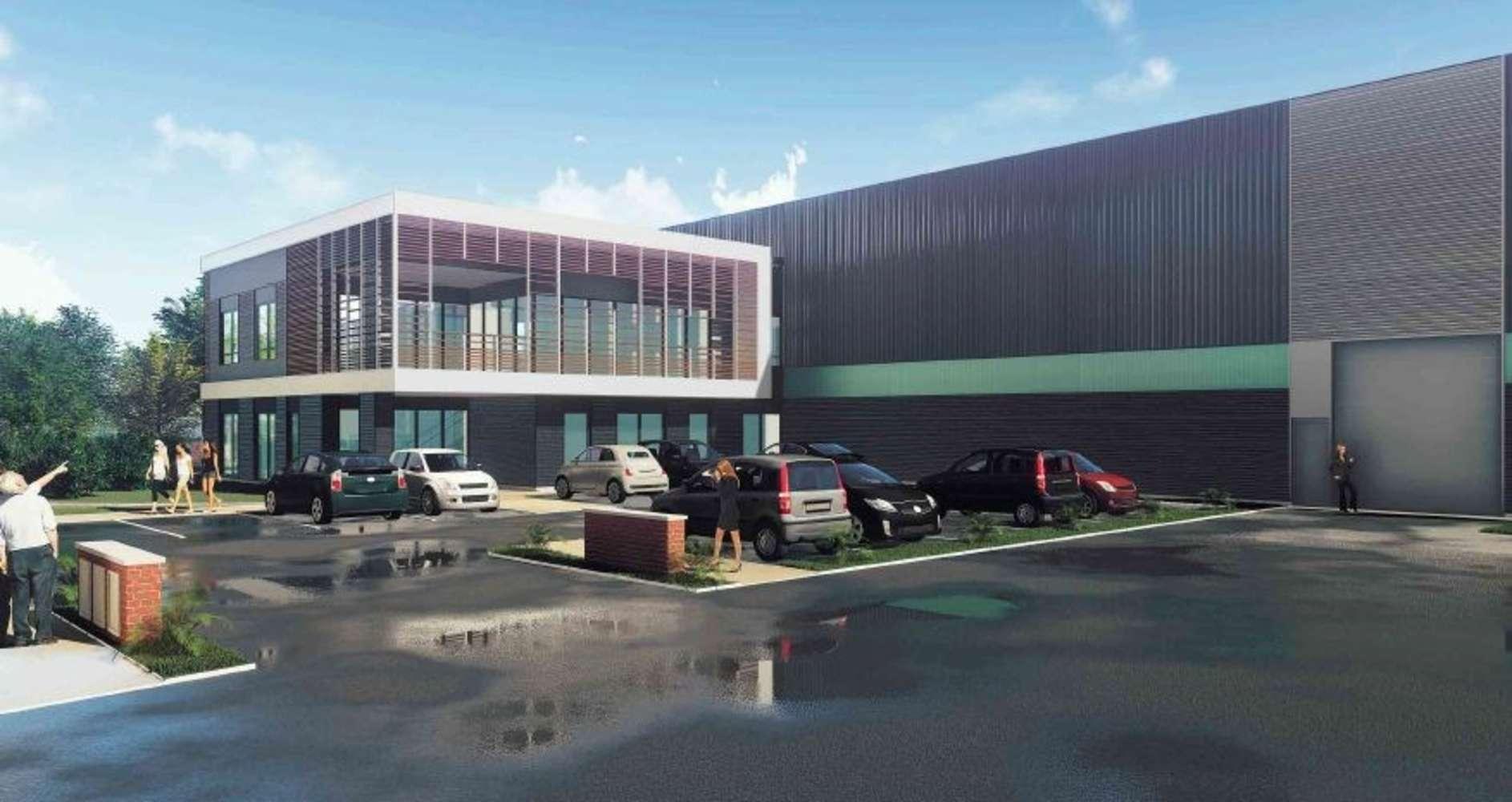 Activités/entrepôt Collegien, 77090 - ZAC DE LAMIRAULT - 10475678