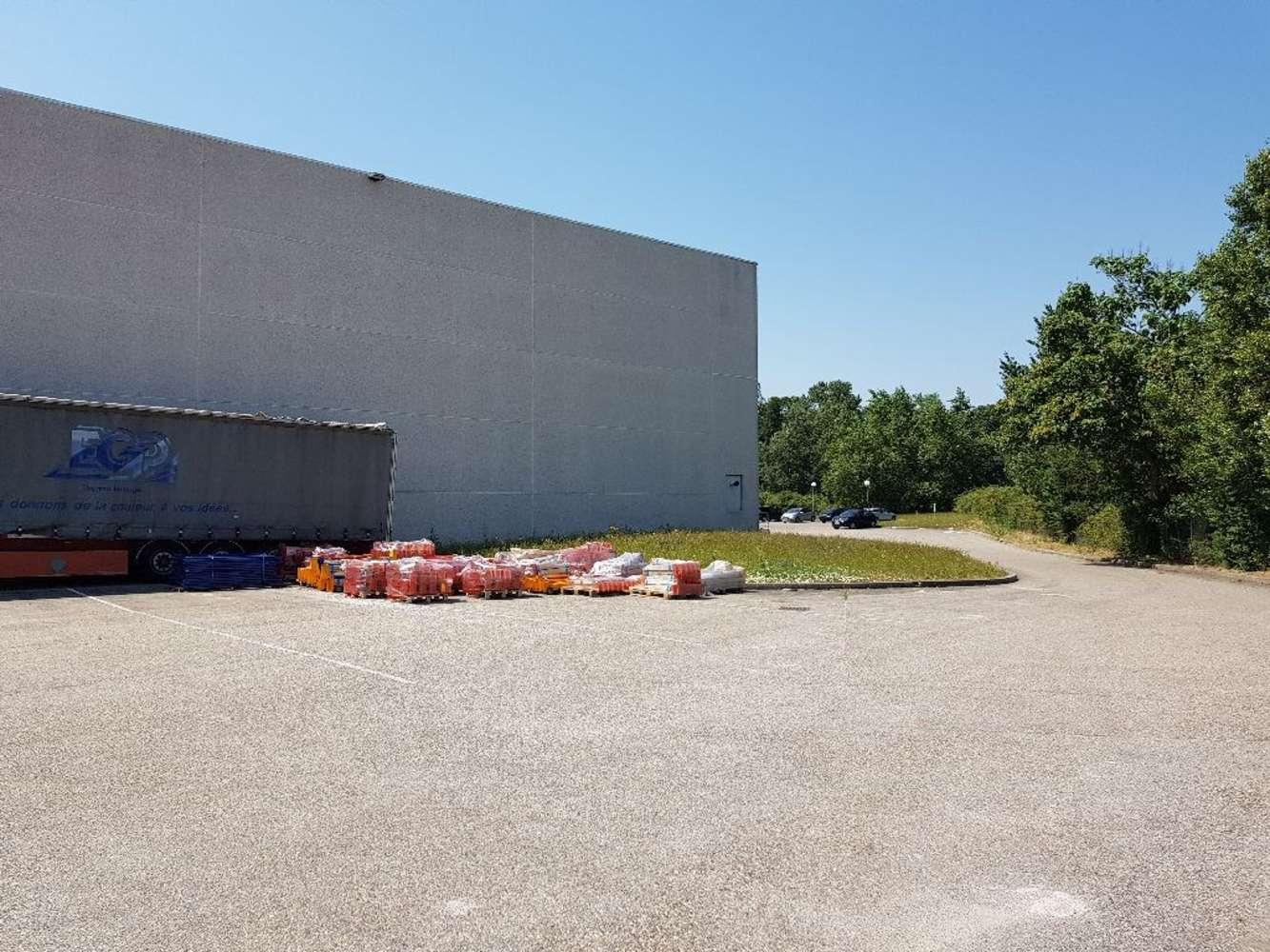 Plateformes logistiques La boisse, 01120 - LOCATION ENTREPOT LYON NORD - AIN - 10471399