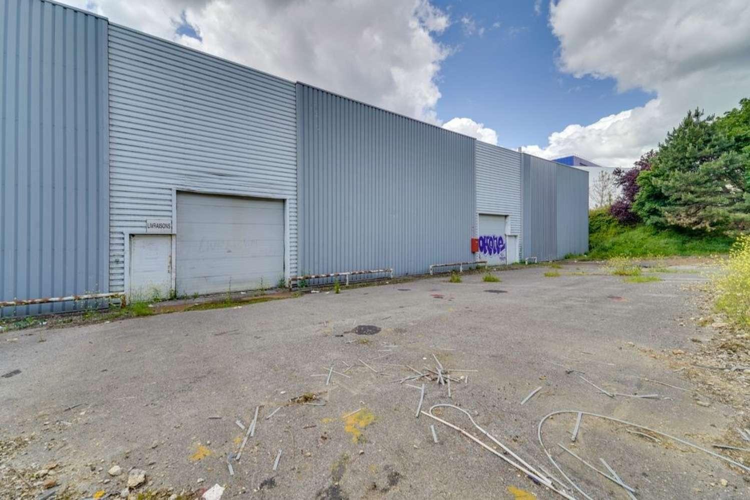 Activités/entrepôt Villejust, 91140 - ZA COURTABOEUF - 10471480