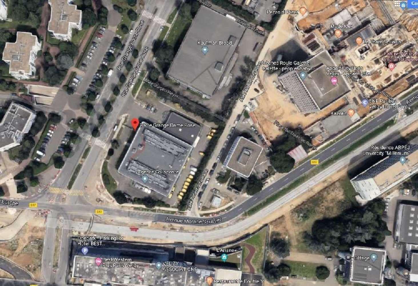 Activités/entrepôt Velizy villacoublay, 78140 - INOVEL PARC - 10475622