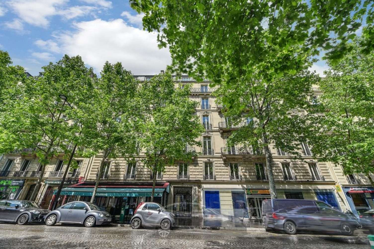 Bureaux Paris, 75008 - 128 BOULEVARD HAUSSMANN - 10471374