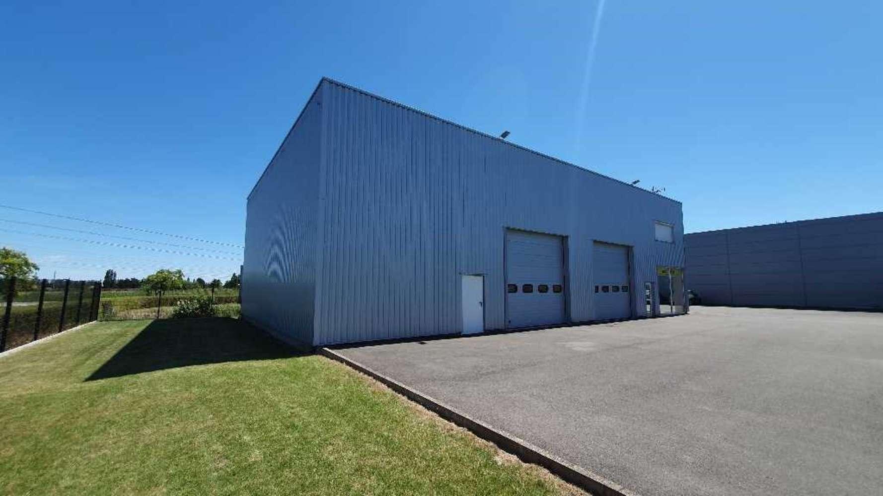 Activités/entrepôt Guibeville, 91630 - 1 RUE DENIS PAPIN - 10476160