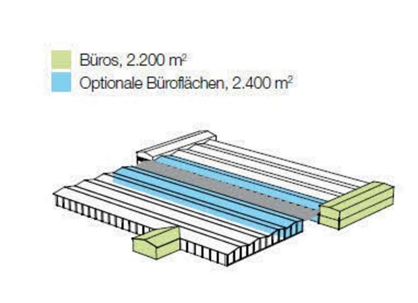 Hallen München, 81249 - Halle - München, Aubing-Lochhausen-Langwied - M0380 - 10482621