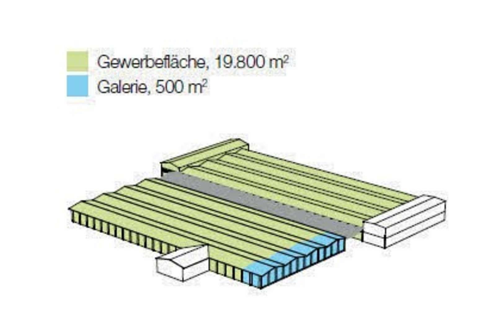 Hallen München, 81249 - Halle - München, Aubing-Lochhausen-Langwied - M0380 - 10482620