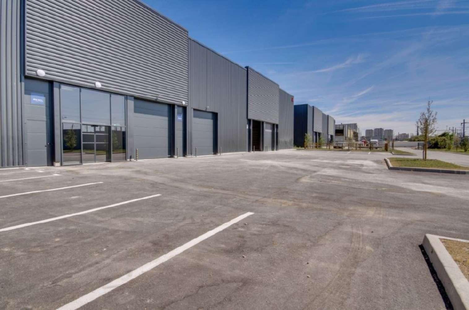 Activités/entrepôt Noisy le sec, 93130 - PARC DU CANAL DE L'OURCQ - 10487607