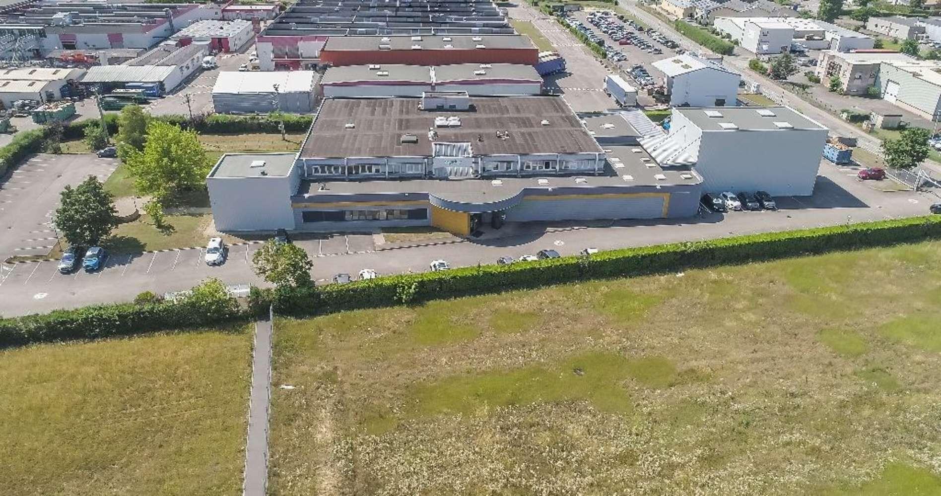Activités/entrepôt Beynost, 01700 - Entrepot à vendre Lyon Nord - Beynost - 10487677