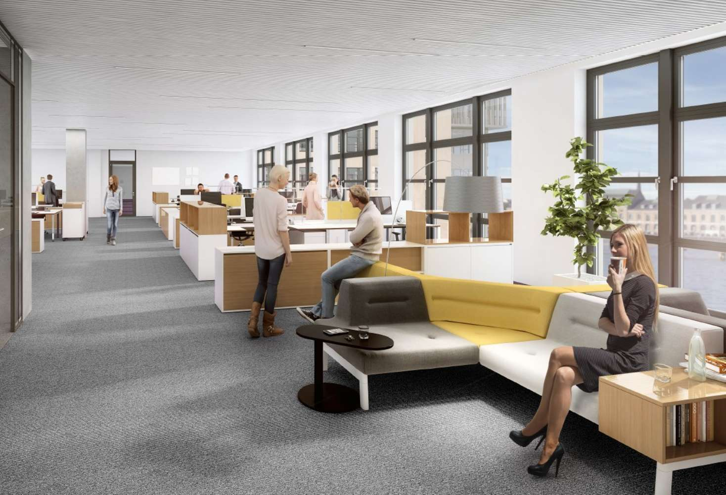 Büros Berlin, 12435 - Büro - Berlin, Alt-Treptow - B1771 - 10496814