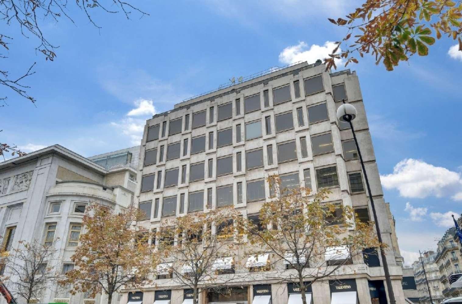 Bureaux Paris, 75008 - 17-19 AVENUE MONTAIGNE - 10507929