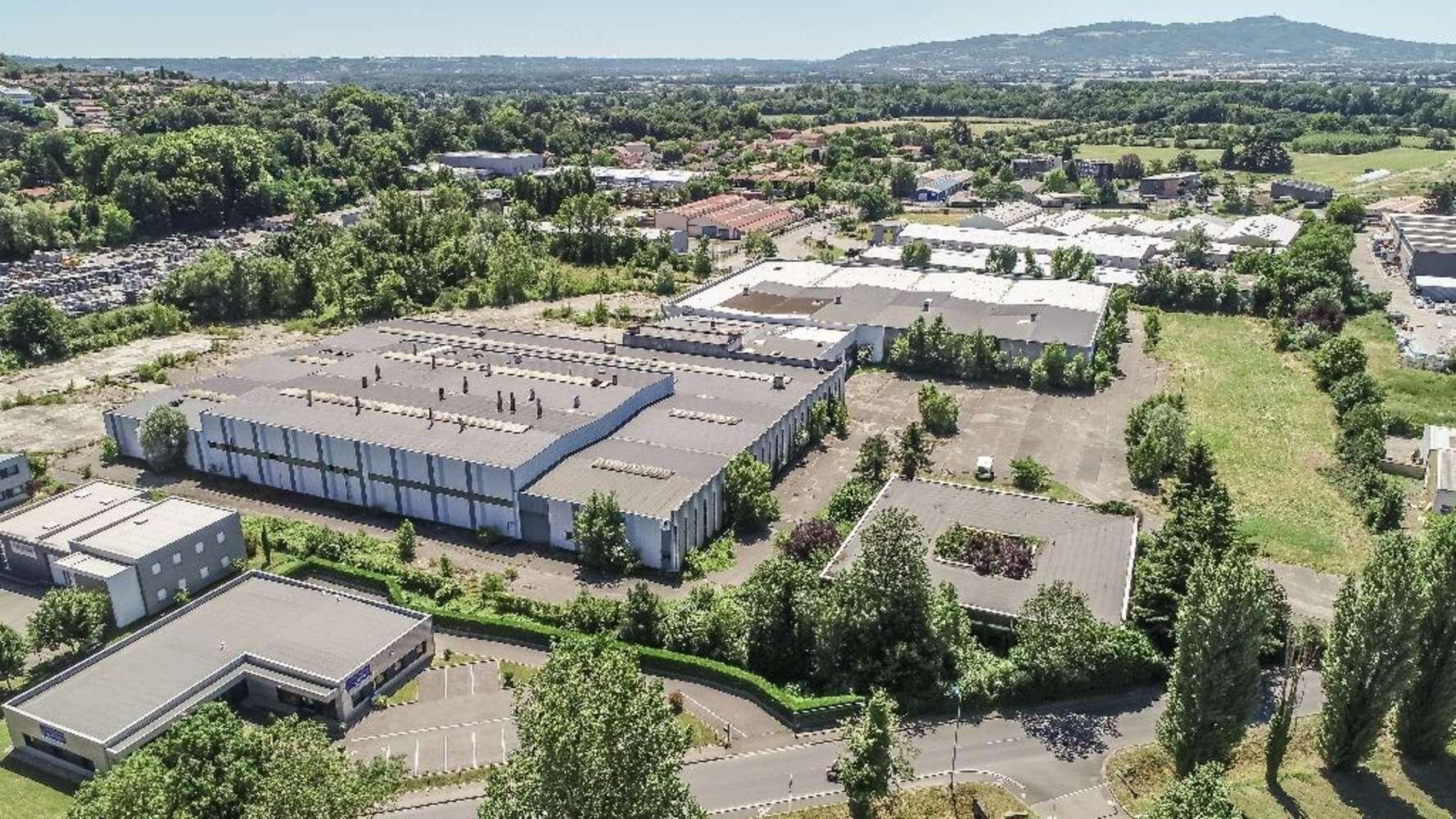 Activités/entrepôt Trevoux, 01600 - ENTREPOT À VENDRE LYON - TRÉVOUX - 10510808