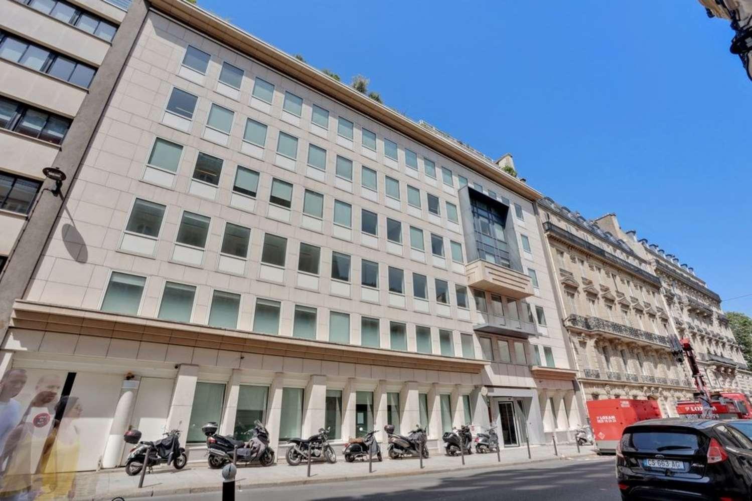 Bureaux Paris, 75008 - 5 RUE ALFRED DE VIGNY - 10510836