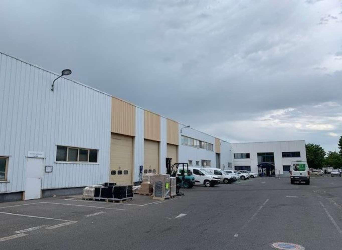 Activités/entrepôt Eragny, 95610 - PARC DES BELLEVUES - 10510866