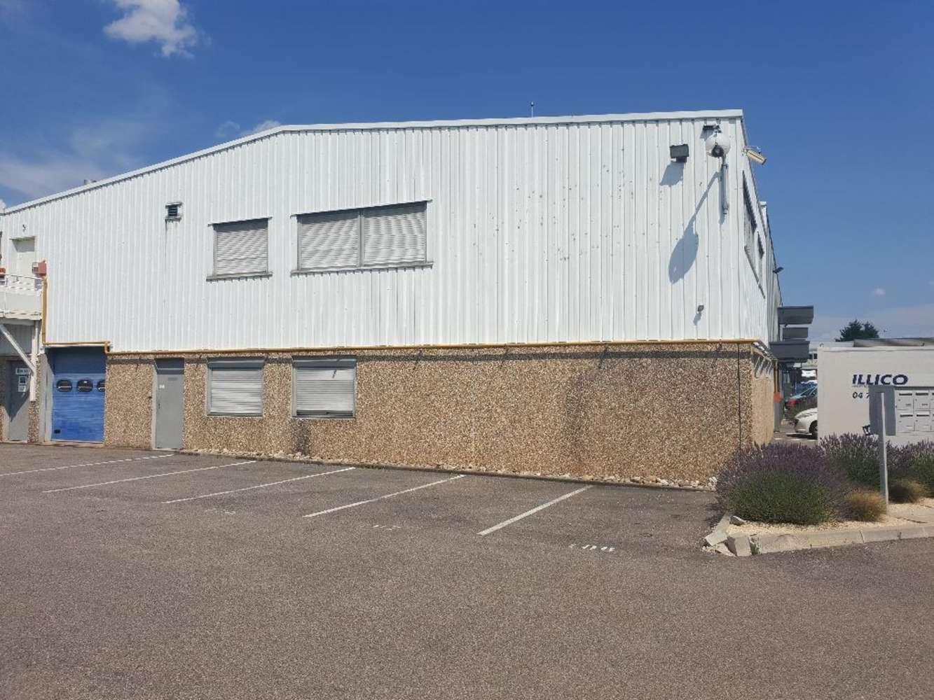 Activités/entrepôt Miribel, 01700 - 300 ROUTE DE STRASBOURG - 10526007