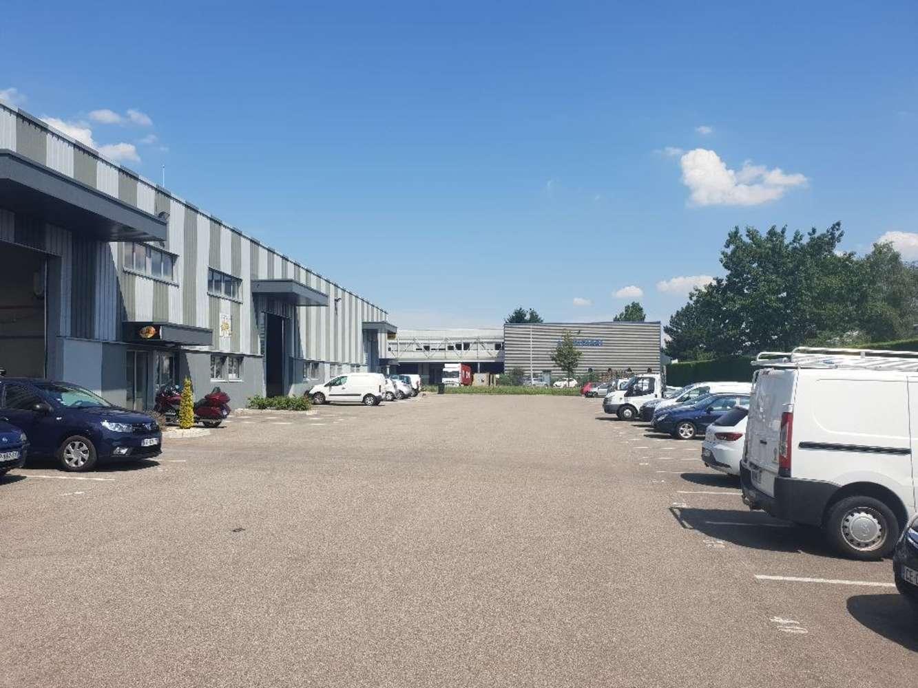 Activités/entrepôt Miribel, 01700 - 300 ROUTE DE STRASBOURG - 10526015