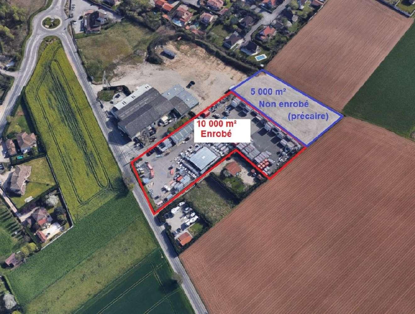 Activités/entrepôt Meyzieu, 69330 - Location locaux d'activité Meyzieu - 10529097