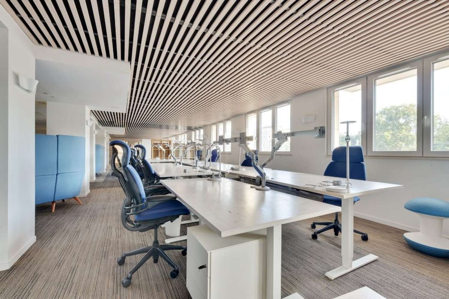 Bureaux Paris, 75017 - 153 RUE DE ROME - 10532151