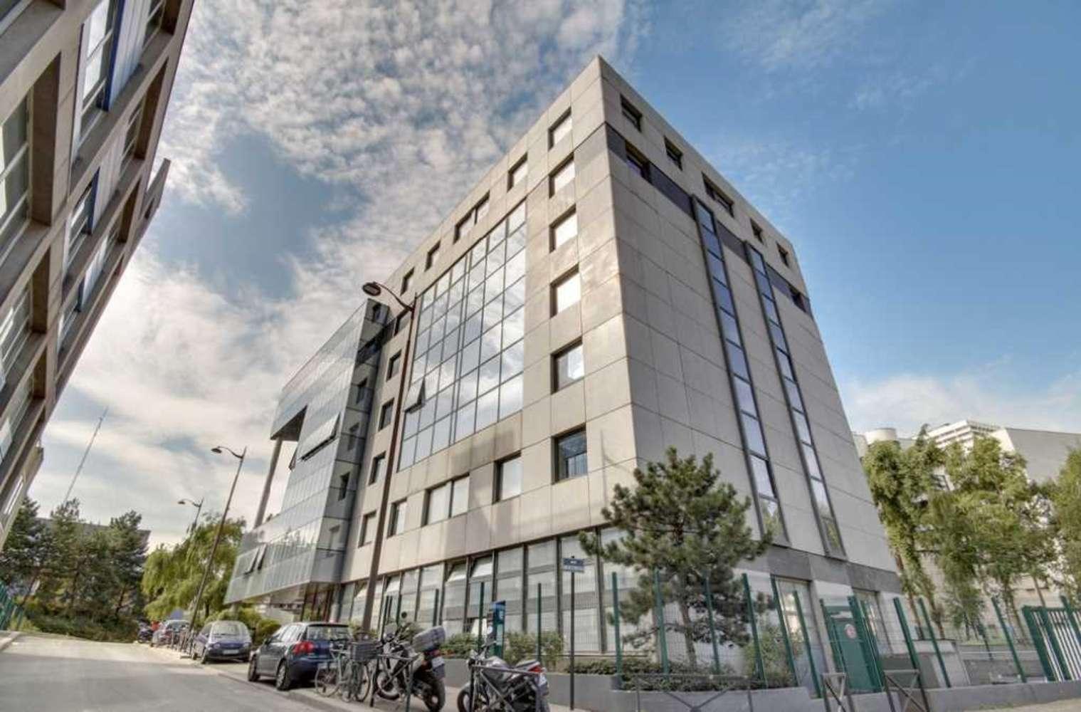 Bureaux Paris, 75018 - EUROCAPITALE - 10533124