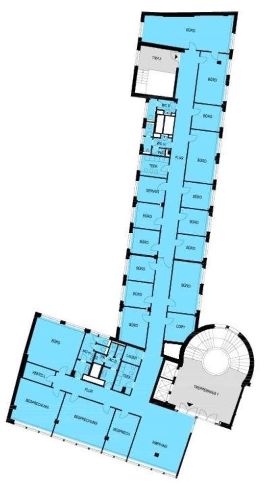 Büros Köln, 50667 - Büro - Köln, Altstadt-Nord - K0171 - 10533932