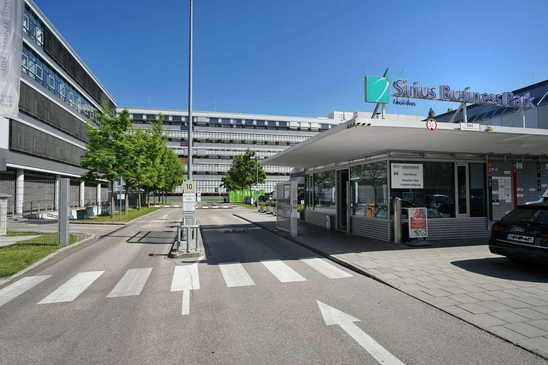 Hallen München, 81379 - Halle - München - M0141 - 10540465