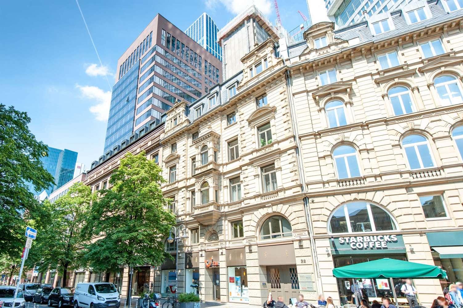 Büros Frankfurt am main, 60311 - Büro - Frankfurt am Main, Innenstadt - F1481 - 10542745