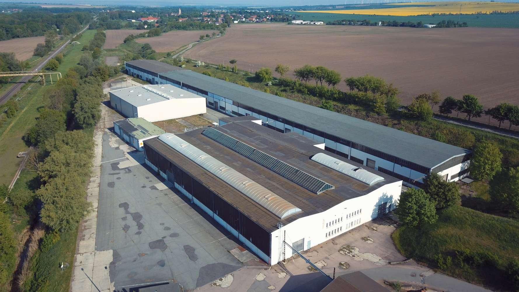 Hallen Gatersleben, 06466 - Halle - Gatersleben - B1680 - 10553560