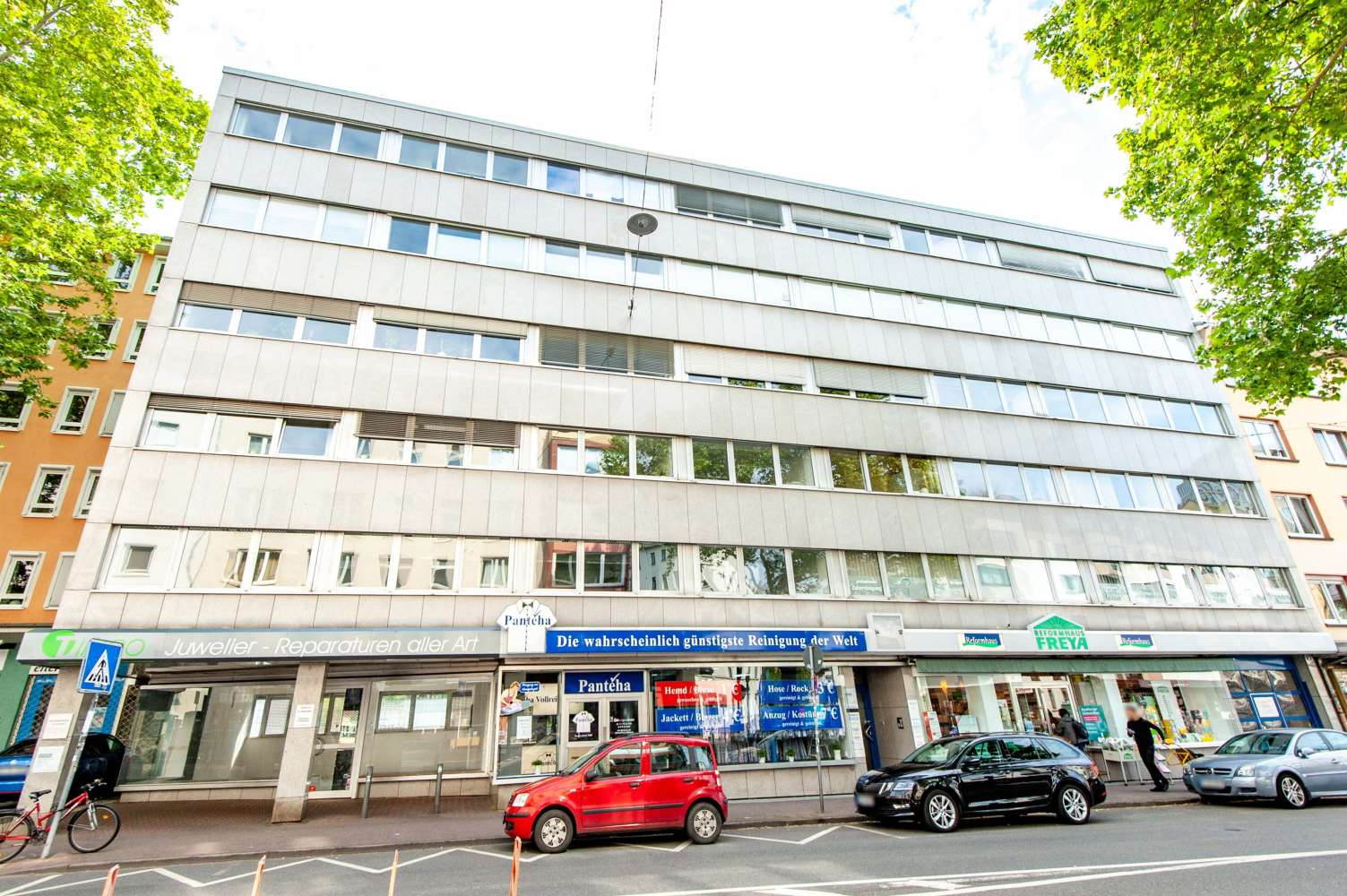 Büros Frankfurt am main, 60318 - Büro - Frankfurt am Main, Nordend-West - F1458 - 10563712