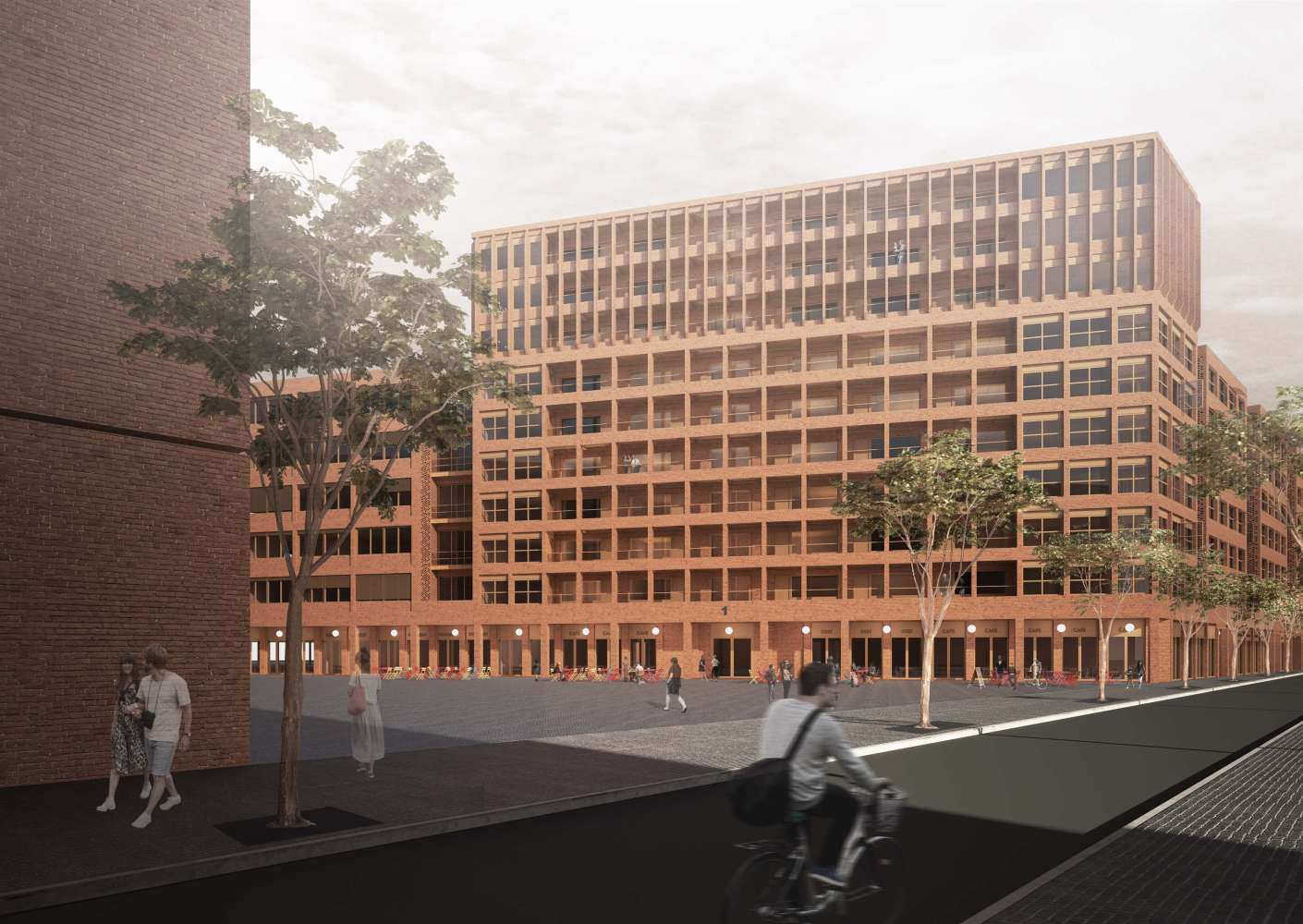 Büros Berlin, 10557 - Büro - Berlin, Moabit - B1432 - 10581705