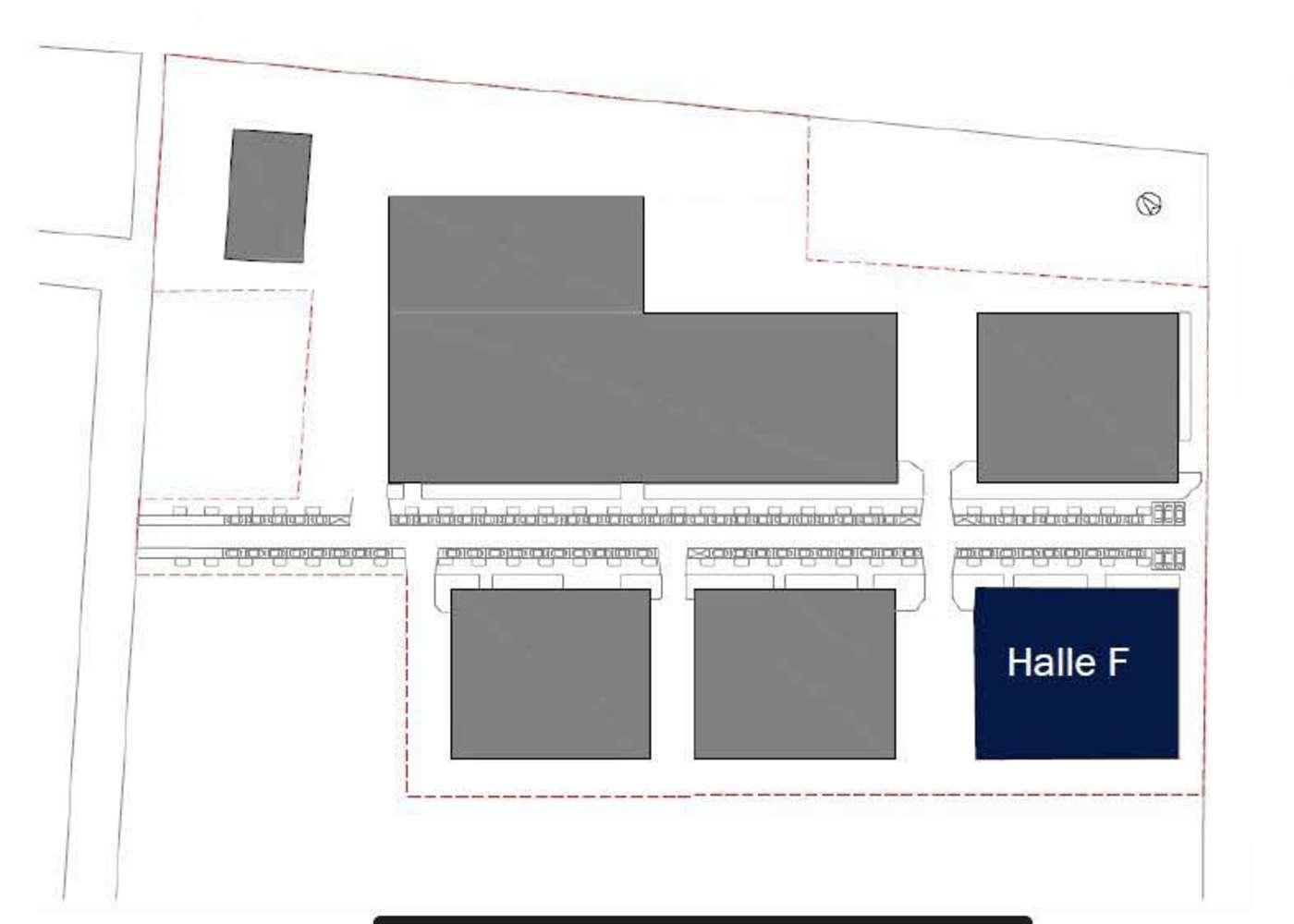 Hallen Berlin, 12487 - Halle - Berlin, Johannisthal - B0051 - 10586783