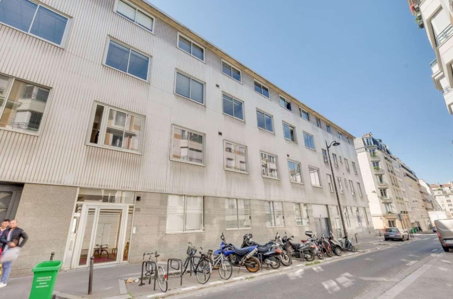 Bureaux Paris, 75015 - 26-28 RUE DE CHAMBERY - 10590397