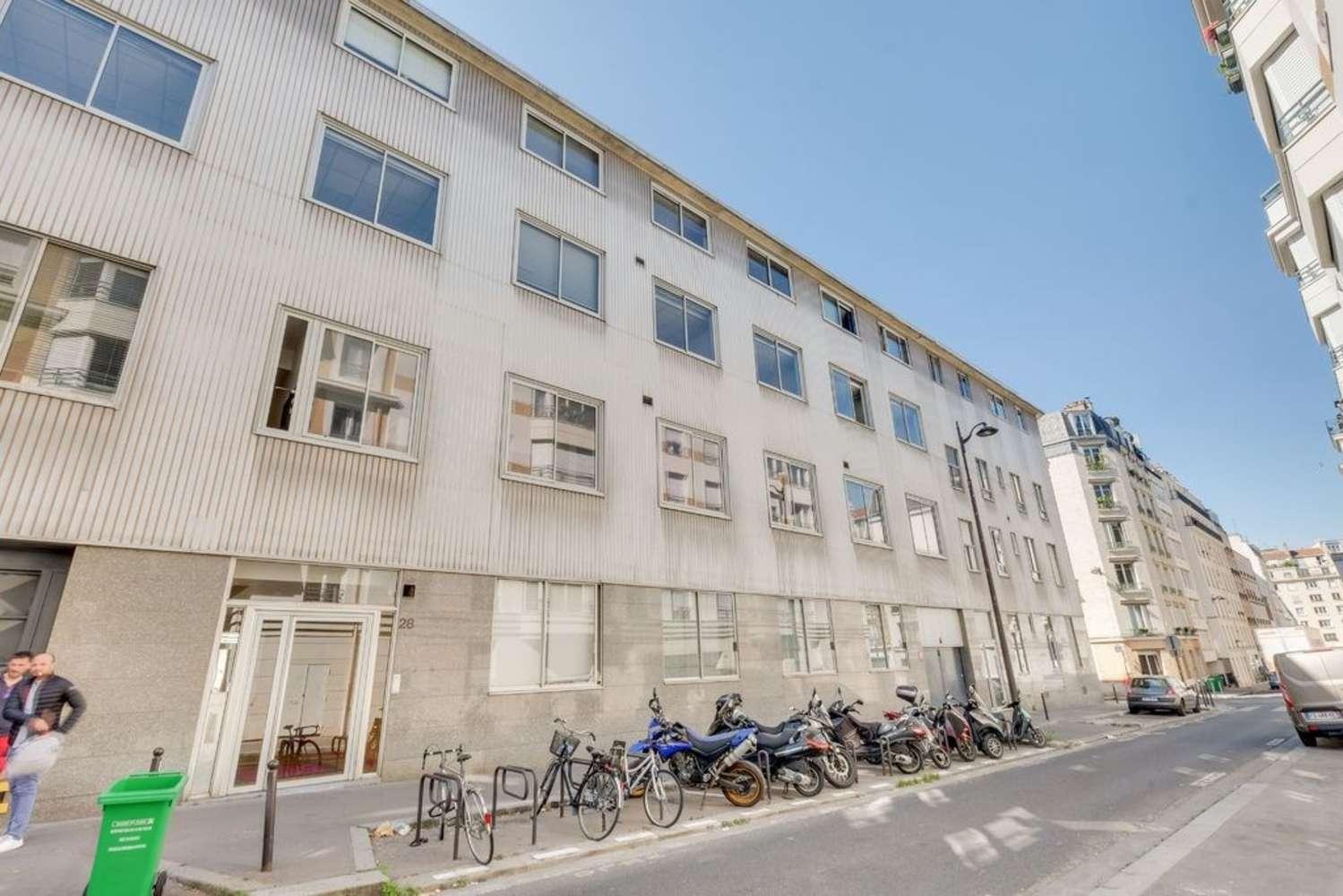 Bureaux Paris, 75015 - 26-28 RUE DE CHAMBERY - 10590398