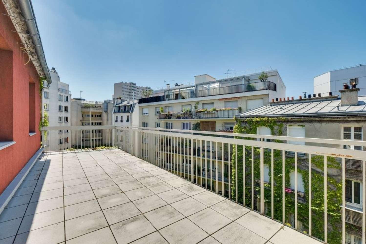 Bureaux Paris, 75015 - 26-28 RUE DE CHAMBERY - 10591826