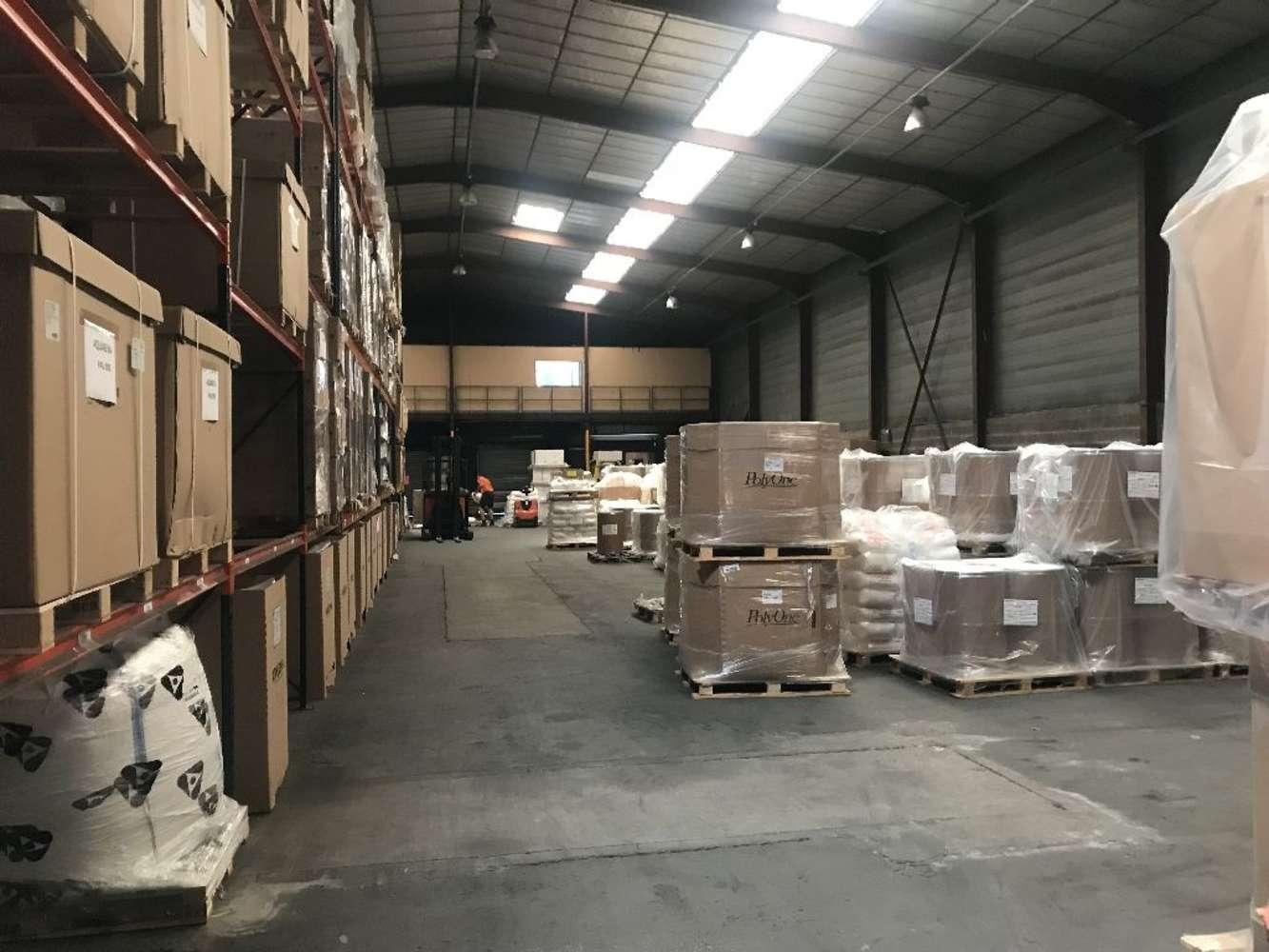 Activités/entrepôt St genis laval, 69230 - ENTREPOT À VENDRE LYON SUD OUEST - 10593303