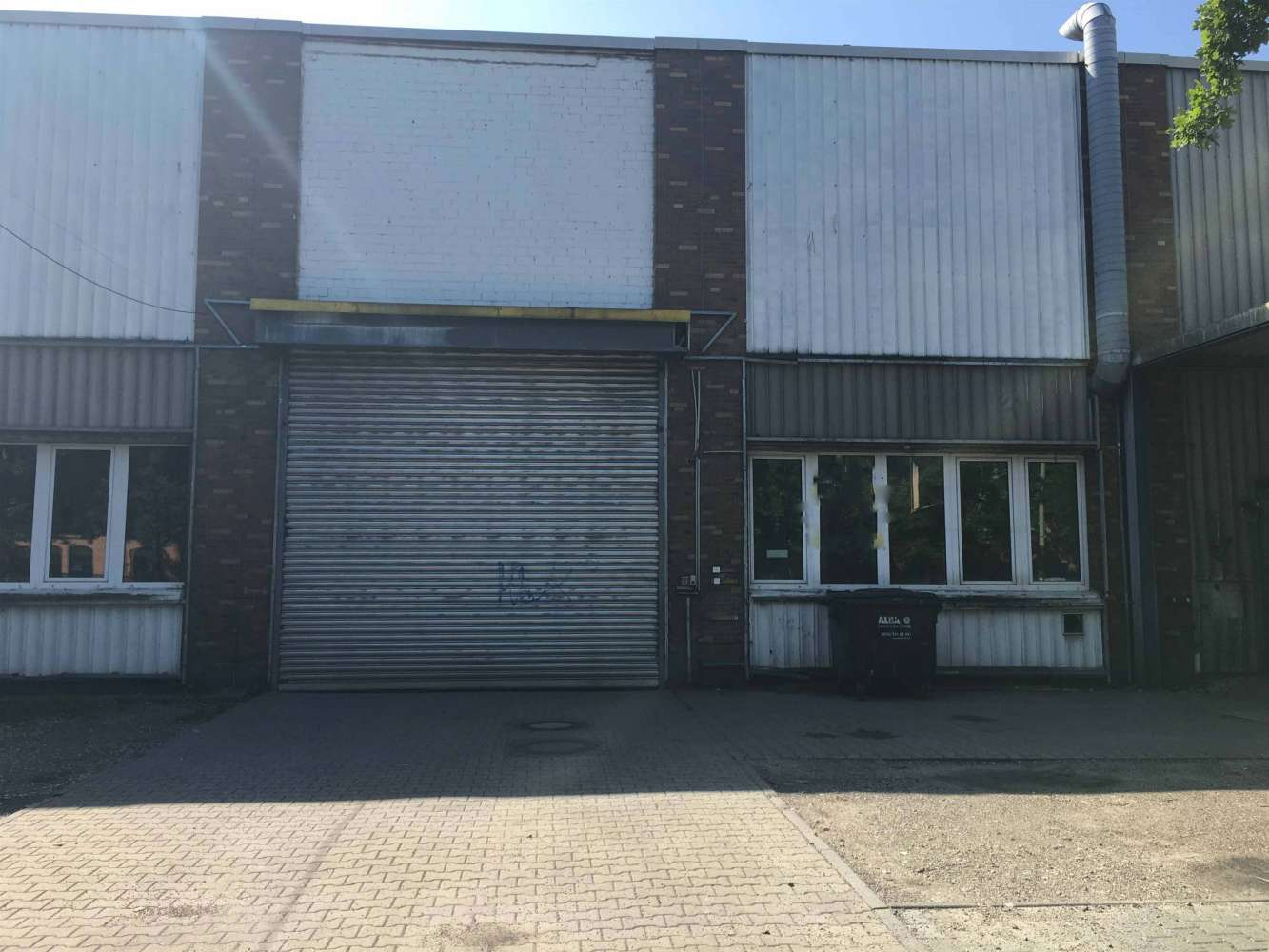Hallen Berlin, 13599 - Halle - Berlin, Haselhorst - B1241 - 10622353