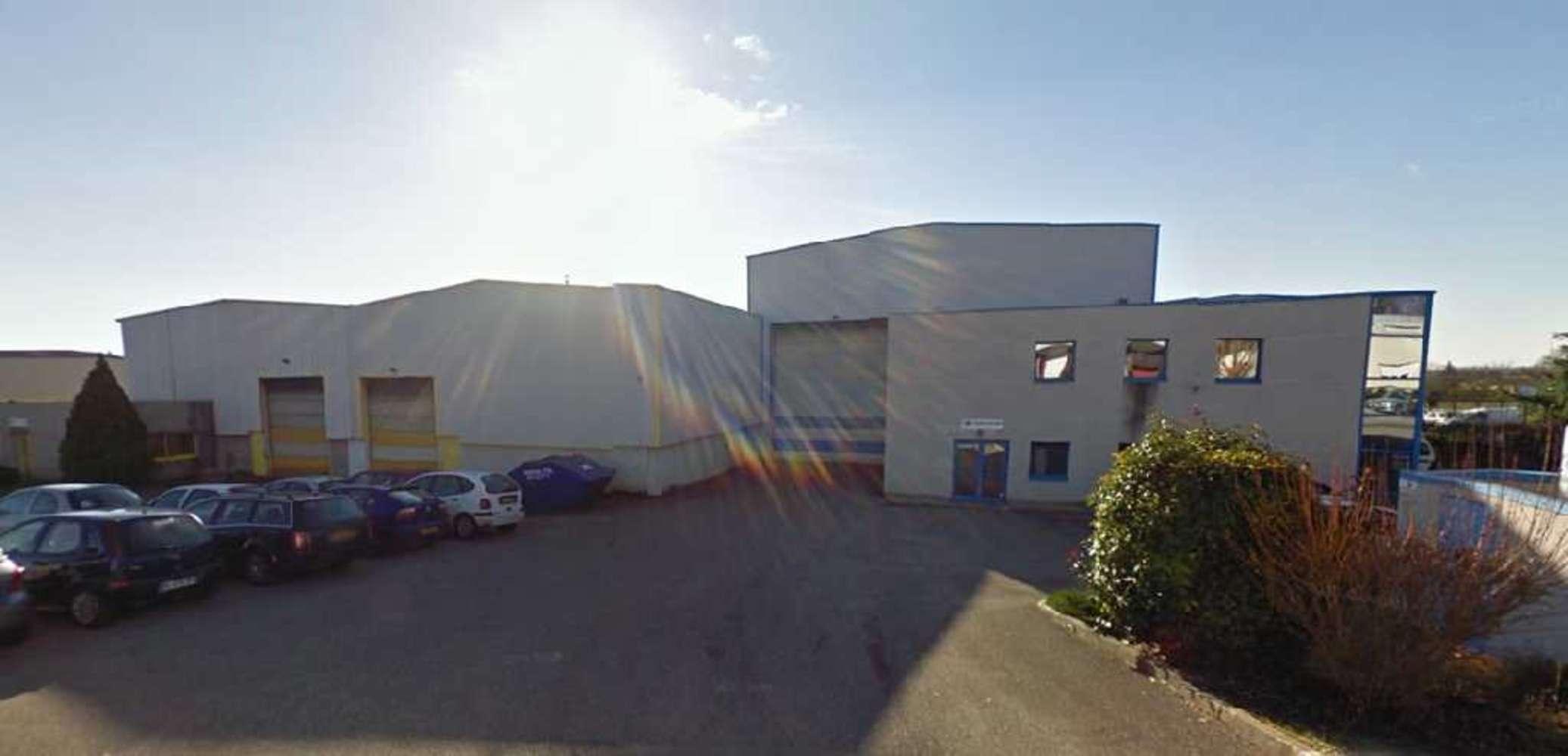 Activités/entrepôt Beligneux, 01360 - ENTREPOT À VENDRE LYON NORD - AIN - 10624494