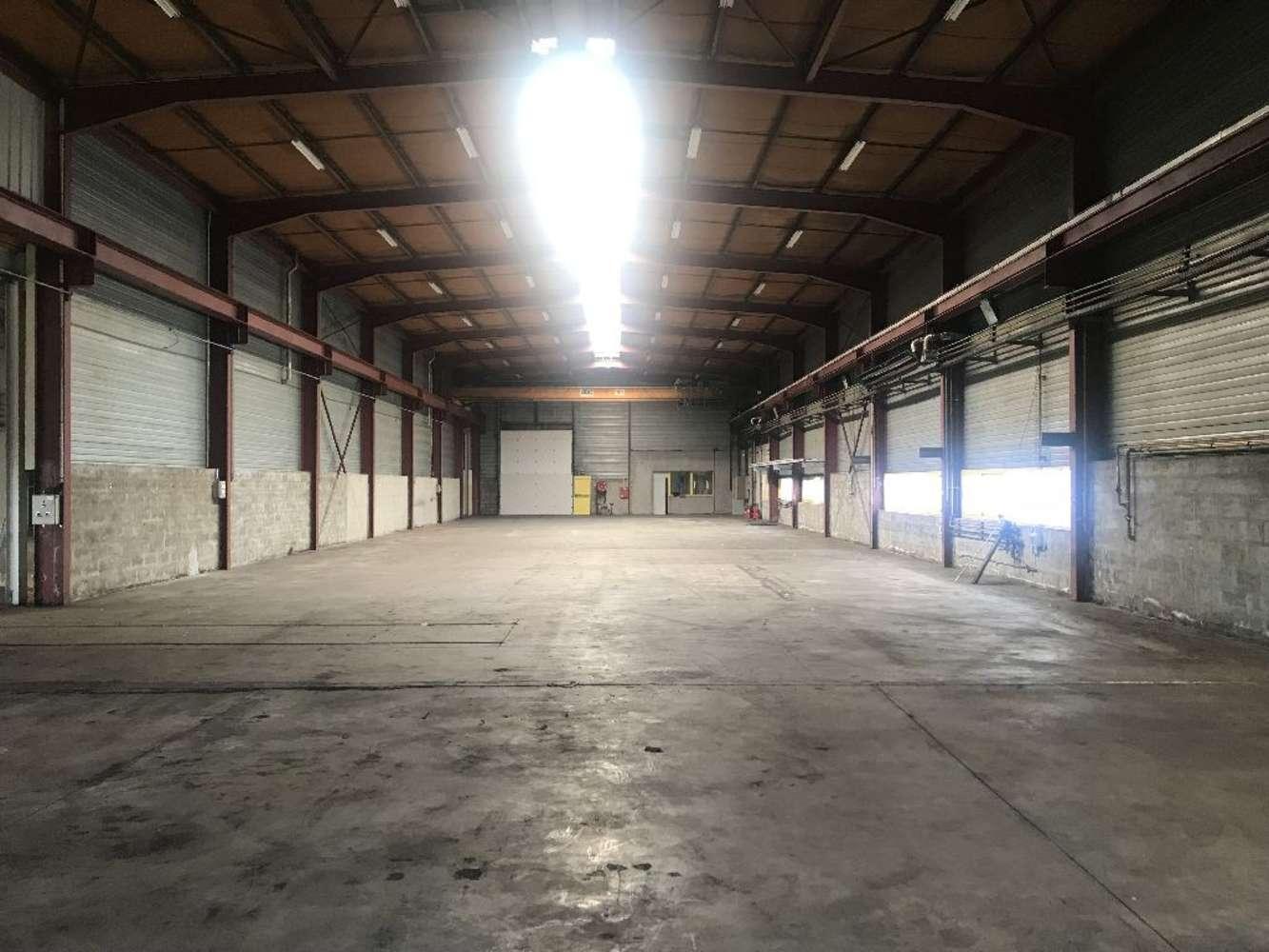 Activités/entrepôt Beligneux, 01360 - ENTREPOT À VENDRE LYON NORD - AIN - 10624499